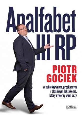 Analfabet III RP - okładka książki