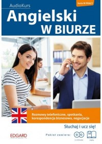 Angielski w biurze - okładka książki