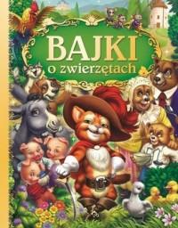 Bajki o zwierzętach - okładka książki