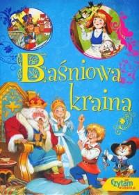 Baśniowa kraina - okładka książki