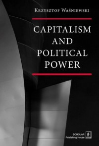 Capitalism and political power - okładka książki