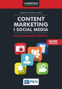 Content marketing i social media. - okładka książki