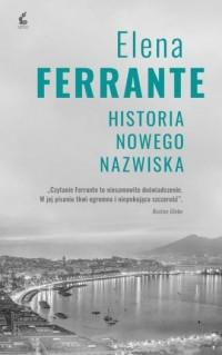 Cykl neapolitański 2. Historia - okładka książki
