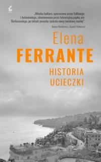 Cykl neapolitański 3. Historia - okładka książki