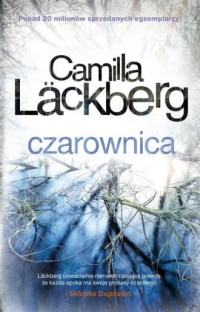Czarownica - Camilla Lackberg - okładka książki