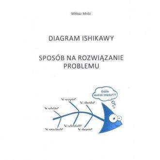 Diagram Ishikawy. Sposób na rozwiązanie - okładka książki