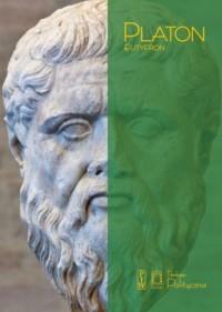 Eutyfron - okładka książki