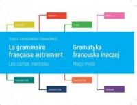 Gramatyka francuska inaczej. Mapy myśli - okładka książki