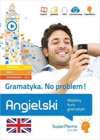Gramatyka. No problem! Angielski - okładka podręcznika