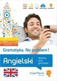 Gramatyka. No problem! Angielski Mobilny kurs gramatyki - okładka podręcznika