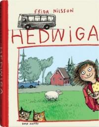 Hedwiga - okładka książki