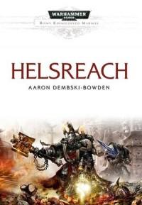 Helsreach. Cykl Warhammer 40 000  Bitwy Kosmicznych Marines. Tom 2 - okładka książki