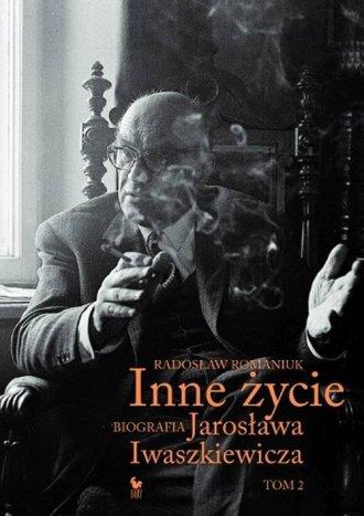 Inne życie. Biografia Jarosława - okładka książki