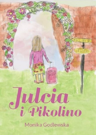 Julcia i Pikolino - okładka książki