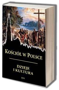 Kościół w Polsce. Dzieje i kultura. Tom 16 - okładka książki