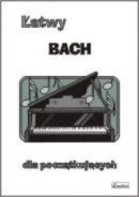 Łatwy Bach dla poczatkujących - okładka książki