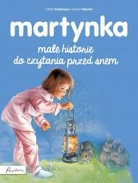 Martynka. Małe historie do czytania przed snem - okładka książki