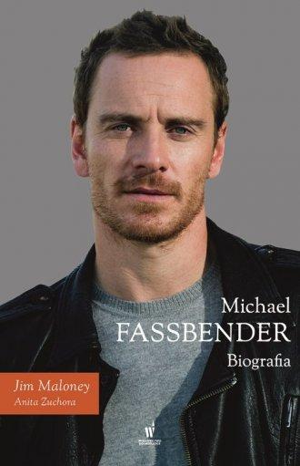 Michael Fassbender. Biografia - okładka książki