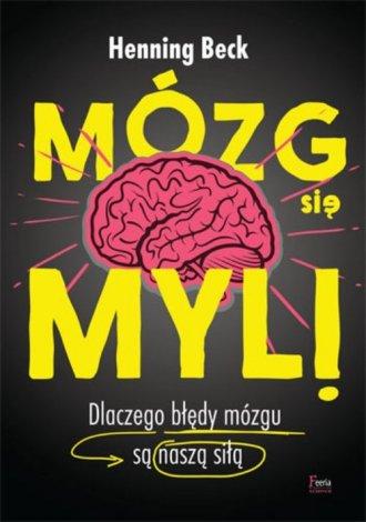 Mózg się myli - okładka książki