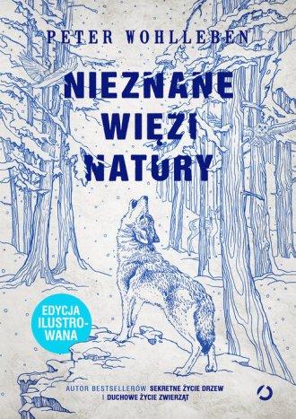 Nieznane więzi natury - okładka książki