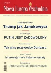 Nowa Europa Wschodnia nr 5/2017 - okładka książki