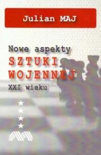 Nowe aspekty sztuki wojennej XXI - okładka książki