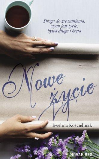 Nowe życie - okładka książki