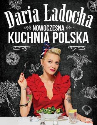 Nowoczesna kuchnia Polska - okładka książki