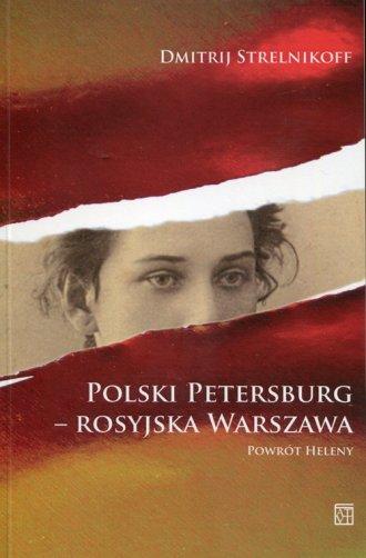 Polski Petersburg rosyjska Warszawa. - okładka książki