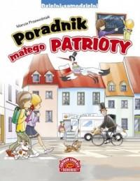 Poradnik małego patrioty - okładka książki
