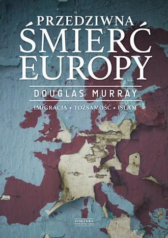 Przedziwna śmierć Europy - okładka książki