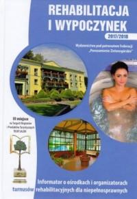 Rehabilitacja i wypoczynek - okładka książki