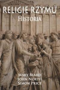 Religie Rzymu - Mary Beard - okładka książki