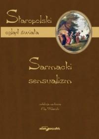 Sarmacki sensualizm - okładka książki
