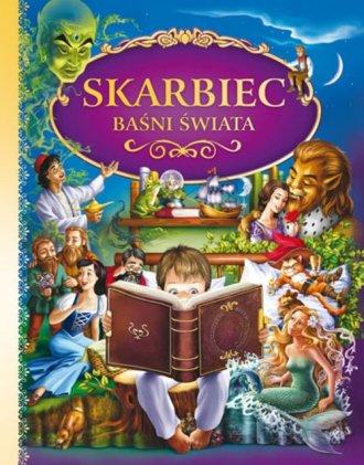 Skarbiec baśni świata - okładka książki