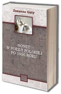 Sonet w poezji polskiej po 1956 - okładka książki