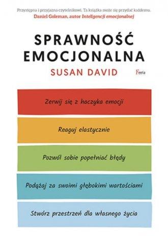 Sprawność emocjonalna - okładka książki