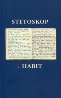 Stetoskop i habit - okładka książki