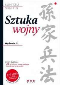 Sztuka wojny. PAKIET - Sun-Tzu - okładka książki