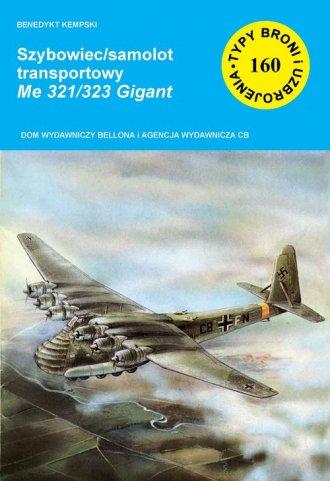 Szybowiec/samolot transportowy - okładka książki