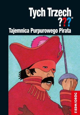 Tajemnica Purpurowego Pirata. Tych - okładka książki