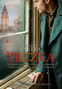 Teczka - Mirosława Kareta - okładka książki