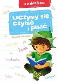 Uczymy się czytać i pisać - okładka książki