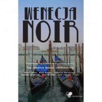 Wenecja Noir - okładka książki