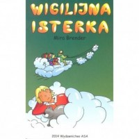 Wigilijna Isterka - okładka książki