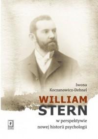 William Stern w perspektywie nowej - okładka książki