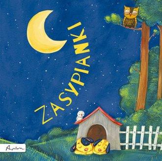 Zasypianki - okładka książki