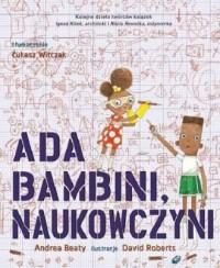 Ada Bambini, naukowczyni - okładka książki