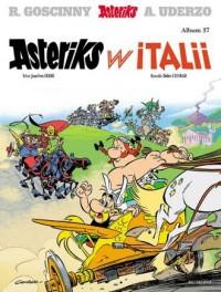 Asteriks w Italii. Tom 37 - Wydawnictwo - okładka książki