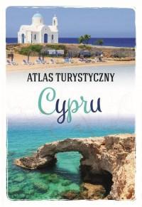 Atlas turystyczny Cypru - Anna - okładka książki